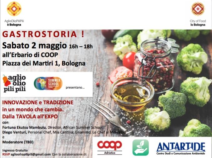 Invito Final Aglio Olio Pili PIli 2 maggio