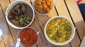 piatti marocchini